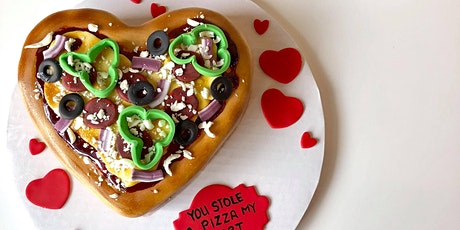Pizza Valentine Cake Class - Feb 12 tickets