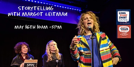 Storytelling with Margot Leitman tickets