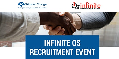 INFINITE OS RECRUITMENT EVENT tickets