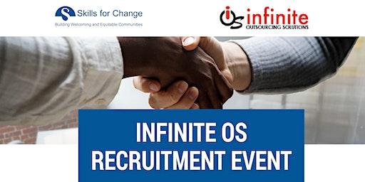 INFINITE OS RECRUITMENT EVENT