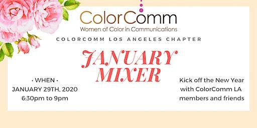 ColorComm LA January Mixer