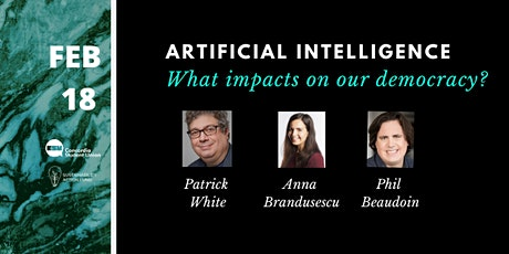 Artificial intelligence : What impacts on our democracy?  tickets