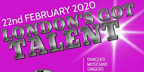 London's Got Talent 2020 tickets
