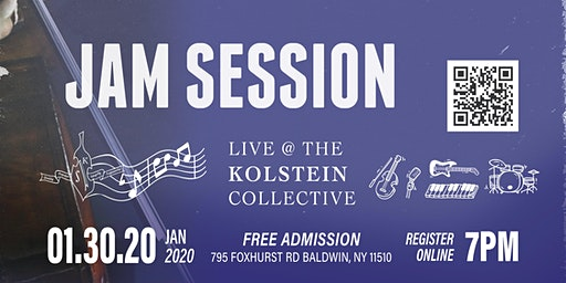 Jam Session @ The Kolstein Collective