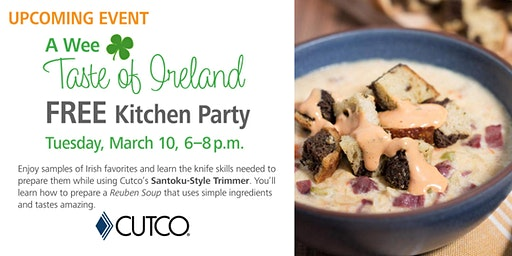 FREE Cooking Class: A Wee Taste of Ireland