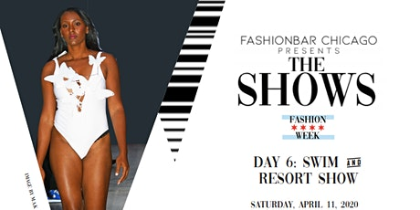 Day 6 THE SHOWS presented by FashionBar: F/W 2020 Resort & Swimwear tickets