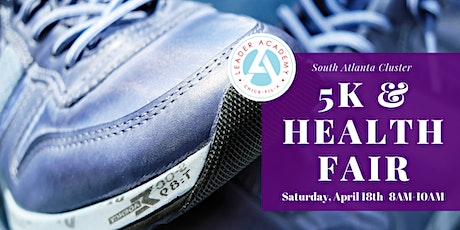 South Atlanta Cluster 5k and Health Fair tickets