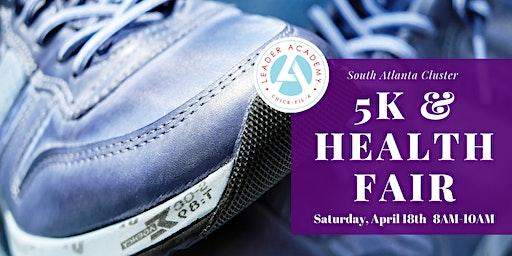 South Atlanta Cluster 5k and Health Fair