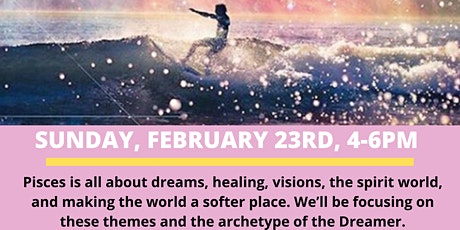 New Moon Women's Circle: in Pisces tickets