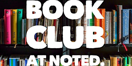 Noted. February Community Book Club tickets