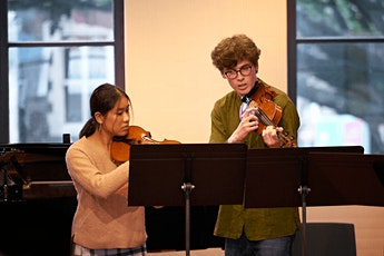 Lunchtime Concert - The pull of Autumn strings tickets
