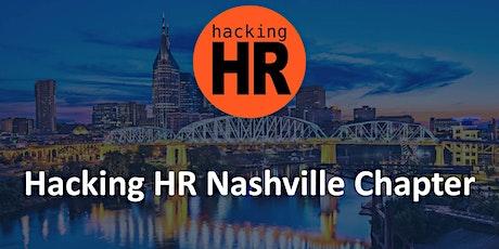 Hacking HR Nashville Chapter tickets