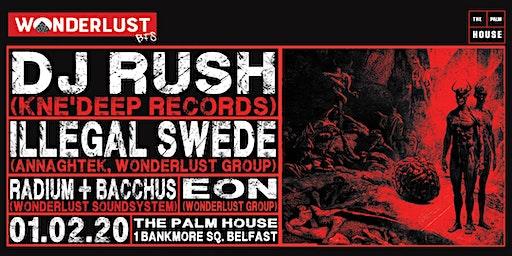 Wonderlust BFS w/ DJ Rush
