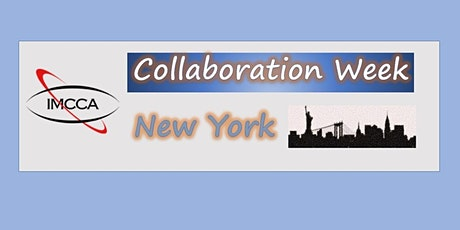 IMCCA's Collaboration Week NY 2020 Gala Dinner, Awards and Discussion tickets