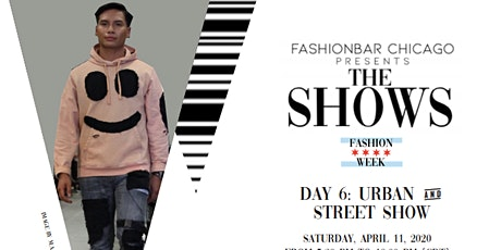 Day 6  THE SHOWS presented by FashionBar:  F/W 2020 Urban and Street (Evening Show) tickets