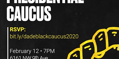 Dream Defenders & M4BL's Black Presidential Caucus tickets