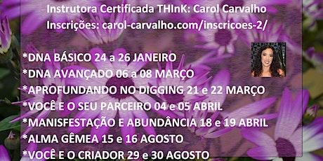 VOCÊ E O CRIADOR ThetaHealing® tickets