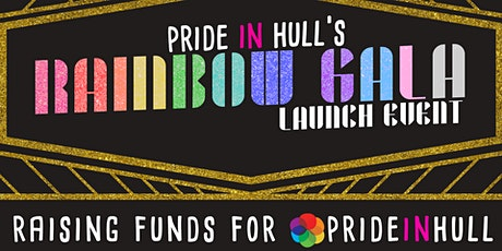 Pride in Hull Rainbow Gala tickets