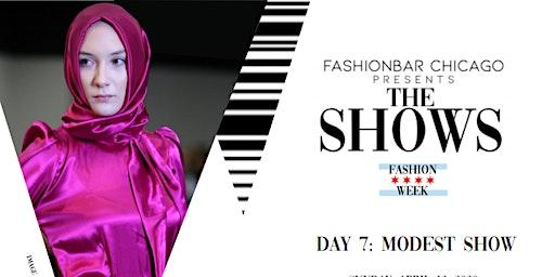 Day 7 THE SHOWS presented by FashionBar: F/W Modest 2020