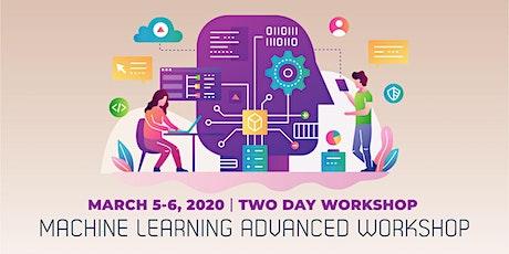 Machine Learning Advanced Workshop boletos