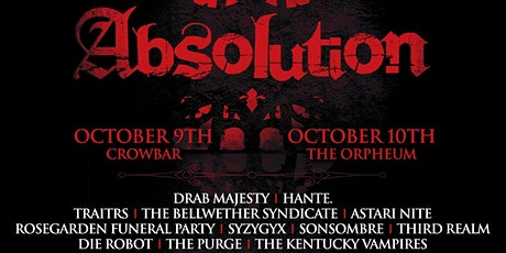 Absolution Fest 2020 tickets
