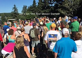 Friends of Oak Island Society Walk the Mystery Tour 2020