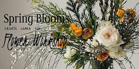 Spring Blooms Workshop tickets