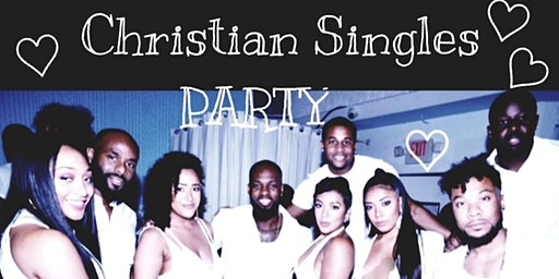 ALL WHITE CHRISTIAN  SINGLES PARTY