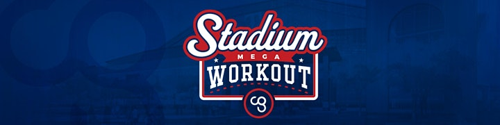 CG Stadium Mega Workout - Hosted By The Texas Rangers image