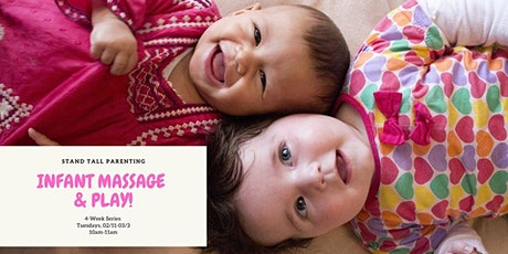 Infant Massage and Play! tickets