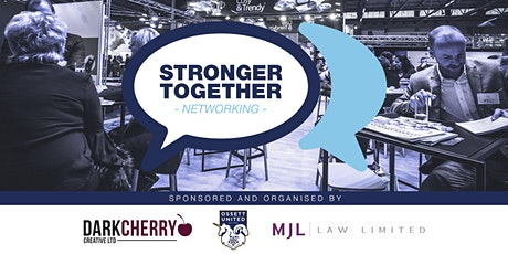 February Stronger Together Networking Event tickets