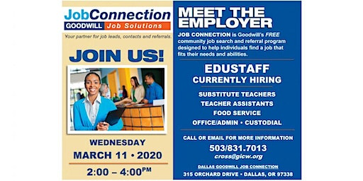 Hiring Event - Dallas - 3/11/20