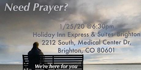 Healing & Prophetic Gathering tickets
