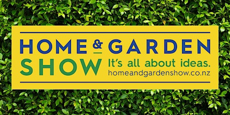 Nelson Home & Garden Show 2020 tickets