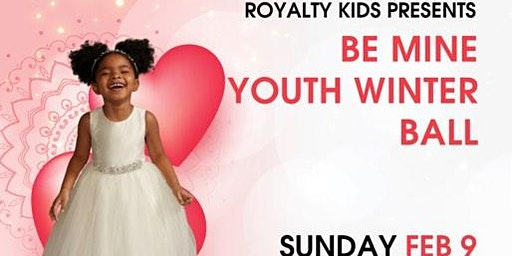 BE MINE YOUTH VALENTINES DAY BALL