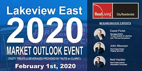 Lakeview East 2020 Market OutlookEvent tickets
