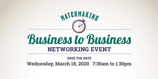 Chautauqua County Business to Business Matchmaking Networking Event