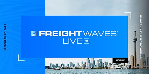 FreightWaves LIVE Toronto (CAD)