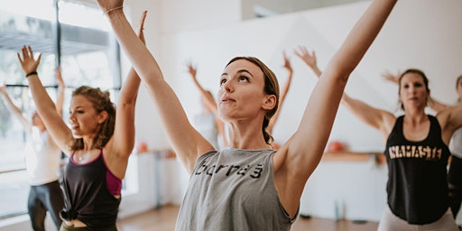 Raise the Barre and Sweat for a Cause!