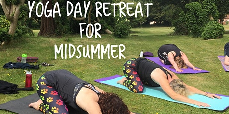 Mid-Summer Yoga Day Retreat tickets