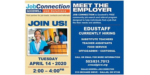 Hiring Event - Dallas - 4/14/20