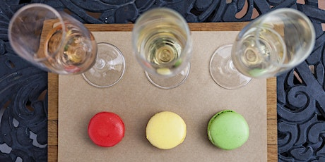 Macarons & Sparkling Wine Pairing tickets