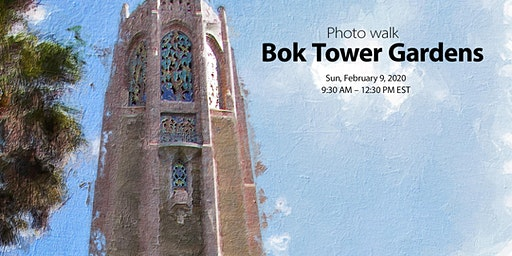 MeetUp at Bok Tower