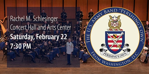 Love and Light | The U.S. Army Concert Band | Rachel M. Schlesinger Concert Hall and Arts Center