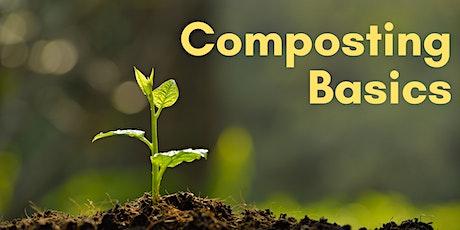 Garden Enrichment: Composting Basics tickets