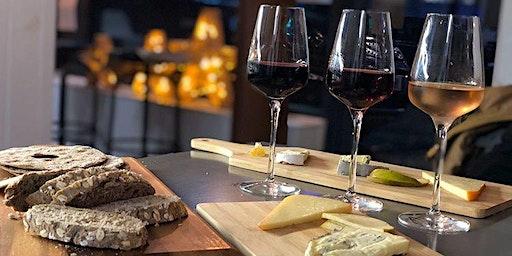 Valentines - Cheese & Wine Evening