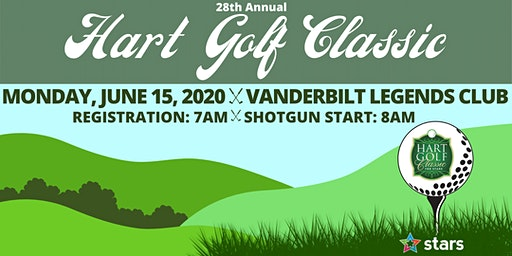 28th Annual Hart Golf Classic Benefiting STARS