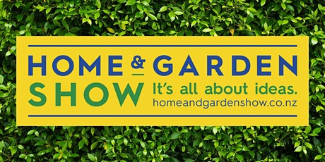 Wellington Home & Garden Show 2020 tickets