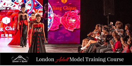 House Of iKons London ADULT Model Training Course tickets