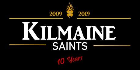 Kilmaine Saints tickets